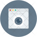 Web Visibility Page Icon