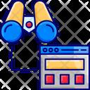 Web Vision Icon