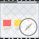 Webage Navigation Icon