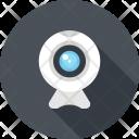 Webcam Stream Video Icon
