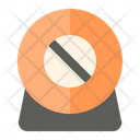 Webcam Security Protection Icon