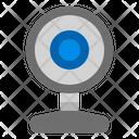 Webcam Communication Camera Icon