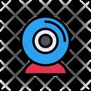 Webcam Camera Video Icon