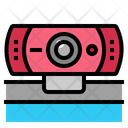 Web Cam Camera Icon