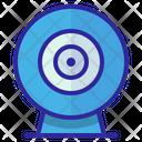 Webcam Cctv Camera Icon