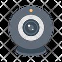 Webcam Camera Recording Icon