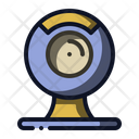 Webcam Video Conference Video Call Icon