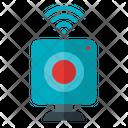 Webcam Webcamera Web Icon