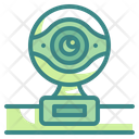 Webcam Video Chat Camera Icon