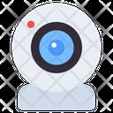 Webcam Web Camera Webcam Computer Icon