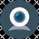 Webcam Camera Cctv Icon