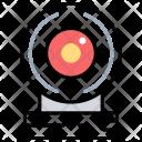 Webcam Video Camera Icon