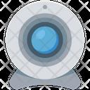 Web Camera Computer Camera Video Chatting Icon