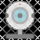 Webcam Camera Communication Icon
