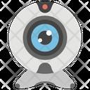 Webcam Camera Video Cam Icon