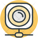 Webcam Video Cam Icon