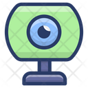 Webcam Flat Icon