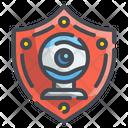 Webcam Security Icon