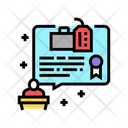 Webinar Presentation Icon