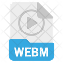 WEBM File Icon