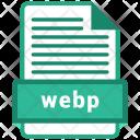 Webp file Icon