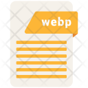 Webp File Icon