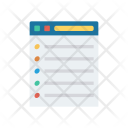 Internet Window Browser Icon