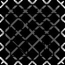 Webpage Window Online Icon