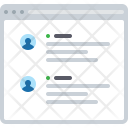 User Comment Web Icon