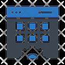 Webpage Browser Internet Icon