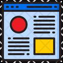 Browser Website Web Icon