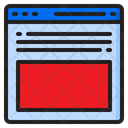 Browser Website Page Icon