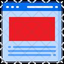 Web Website Browser Icon