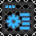 Webpage Seo Commerce Icon