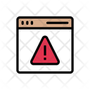 Warning Alert Sign Icon