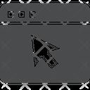 Webpage Click Icon