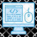 Screen Coding Script Icon