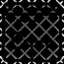 Webpage Internet Coding Icon