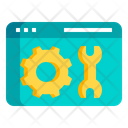 Iwebpage Webpage Configuration Webpage Icon