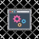 Webpage Setting Seo Icon