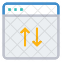 Webpage connectivity Icon