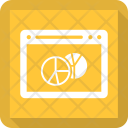 Webpage Infographic Icon