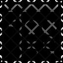 Windows Layout Webpage Icon