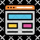 Webpage Internet Online Icon
