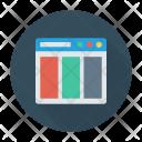 Online Webpage Internet Icon