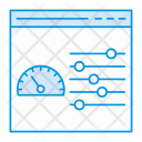 Monitoring Webpage Control Icon
