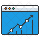 Page Statistic Webpage Icon