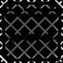Webpage Password Icon
