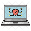 Security Webpage Protection Icon