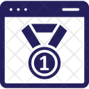 Page Pagerank Premium Icon